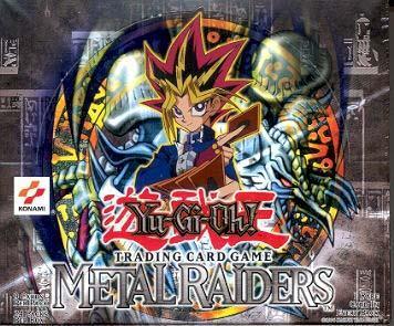 01. YU-GI-OH! Metal_raiders