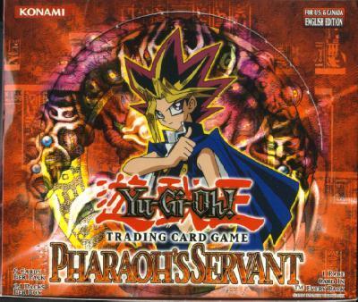 01. YU-GI-OH! Pharaohs_servant
