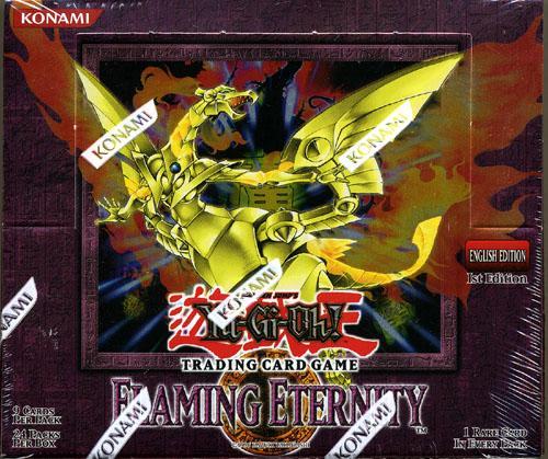 01. YU-GI-OH! Flaming_eternity_1st