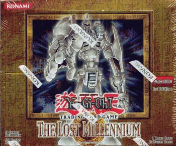 02. YU-GI-OH! GX Lost_millenium_1st