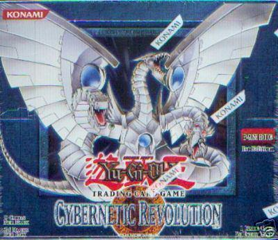 02. YU-GI-OH! GX Cybernetic_revolution_1st