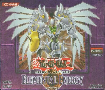 02. YU-GI-OH! GX Elemental_energy_1st
