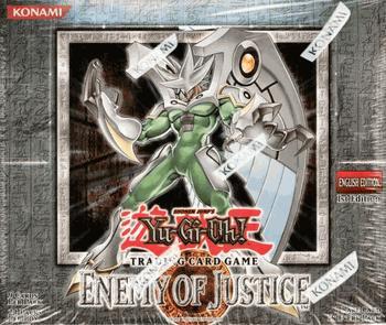 02. YU-GI-OH! GX Enemy_of_justice_1st
