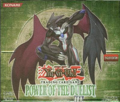 02. YU-GI-OH! GX Power_of_the_duelist_1st