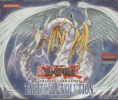02. YU-GI-OH! GX Tactical_evolution_1st