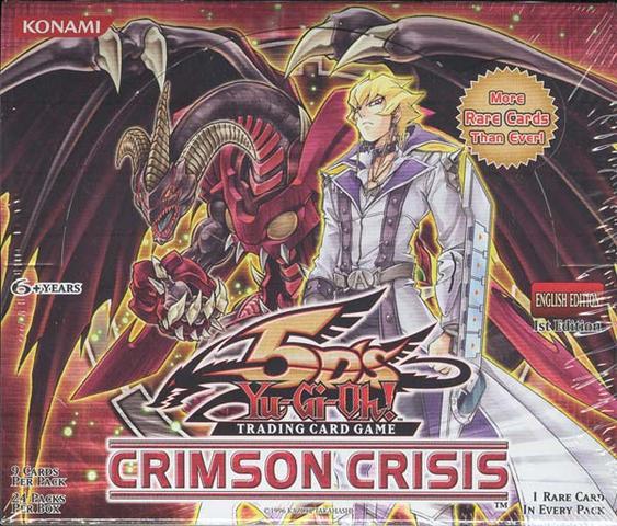 03. YU-GI-OH! 5D's Crimson_crisis_1st