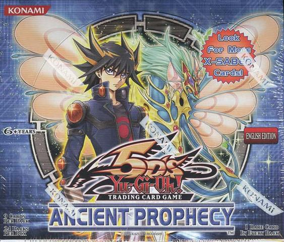 03. YU-GI-OH! 5D's Ancient_prophecy