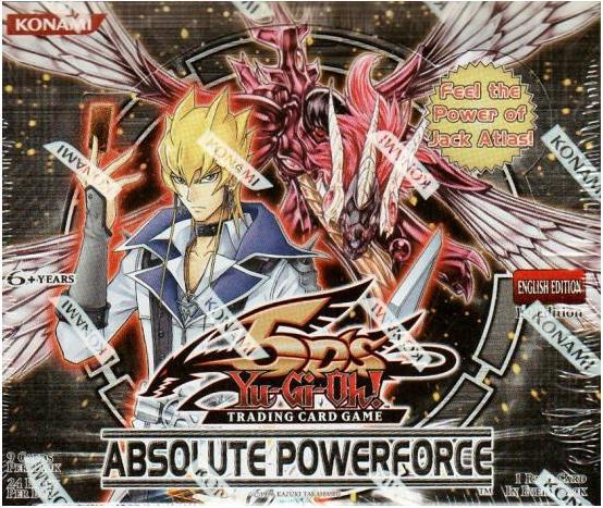 03. YU-GI-OH! 5D's Absolute_powerforce_1st