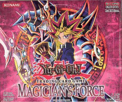 01. YU-GI-OH! Magician_s_force_1st