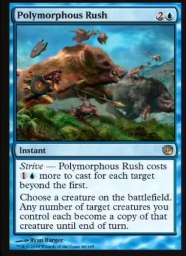 Polymorphous